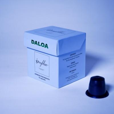 Ivoryblue Caffé - Pur Robusta Daloa - Edition Limitée